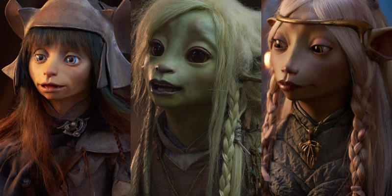 The Dark Crystal: Age of Resistance teases on August 30 in Netflix