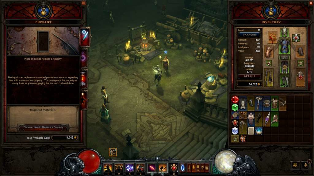 Diablo 3 Season 17 updates and patch record