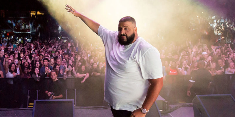 Saturday Night Life Season Finale: DJ Khaled Shares Stage with giants of hip-hops