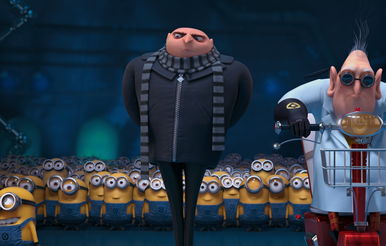 Minions The Rise of Gru to hit theatres soon