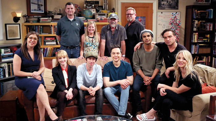 Big Bang Theory Finally Had It's Last Bang On TV:The Show Ended