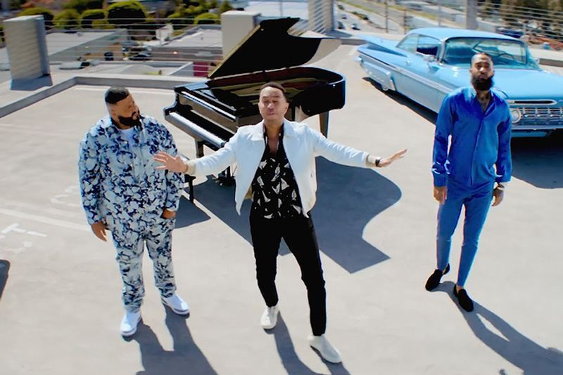 """DJ Khaled is back with another thrilling adventure """"Higher"""""""