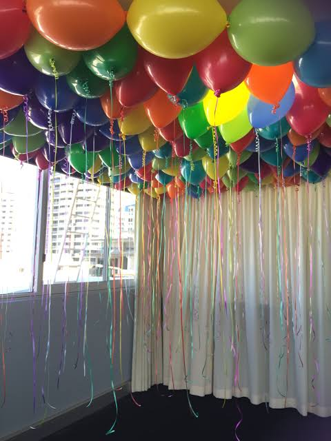 Party City blames worldwide helium shortage for shutting down 45 stores.