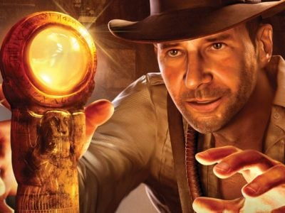 Indiana Jones Dies with Harrison Ford