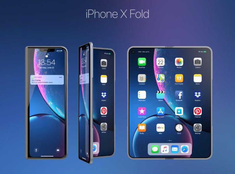 iPhones in 2019 - with triple camera, folds and A13 chipsets