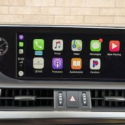 Lexus to get upgraded with Apple's CarPlay