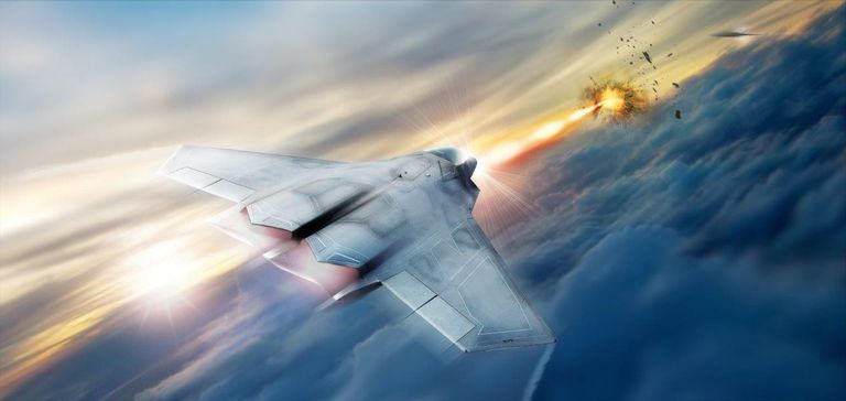 U.S fighter jets to get equipped with laser technology