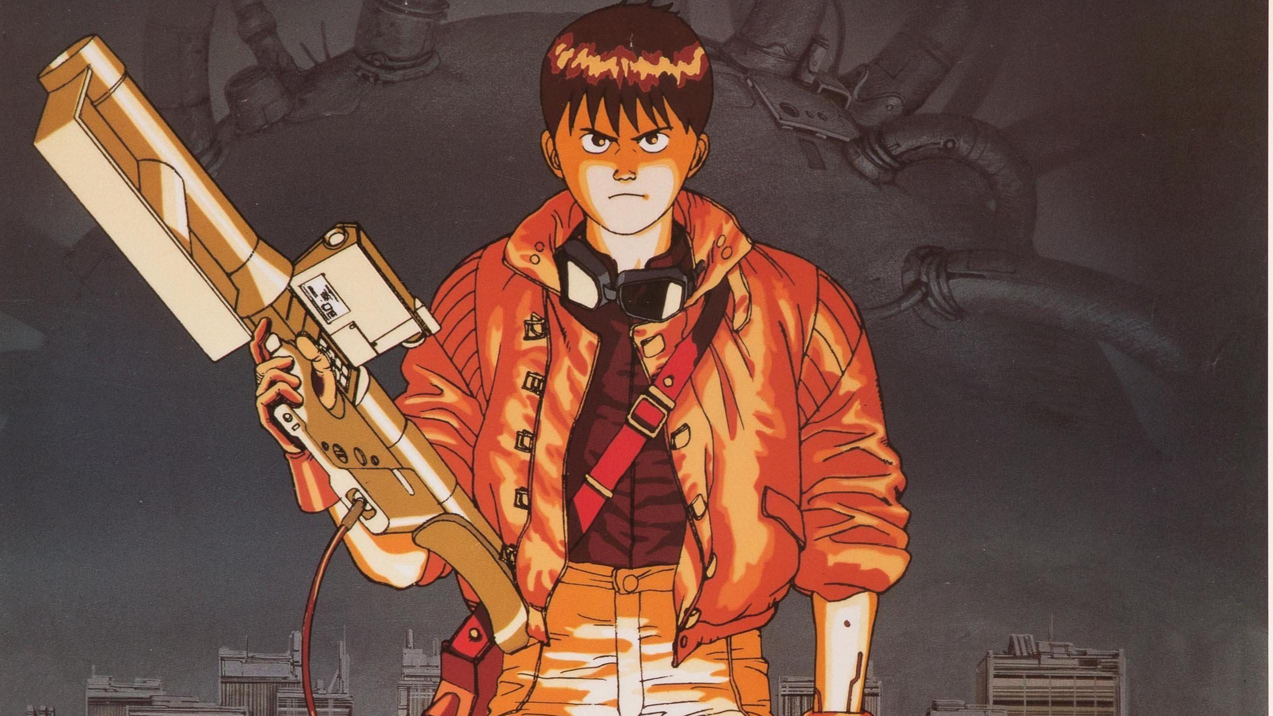 The release date of live-action Akira is finally confirmed