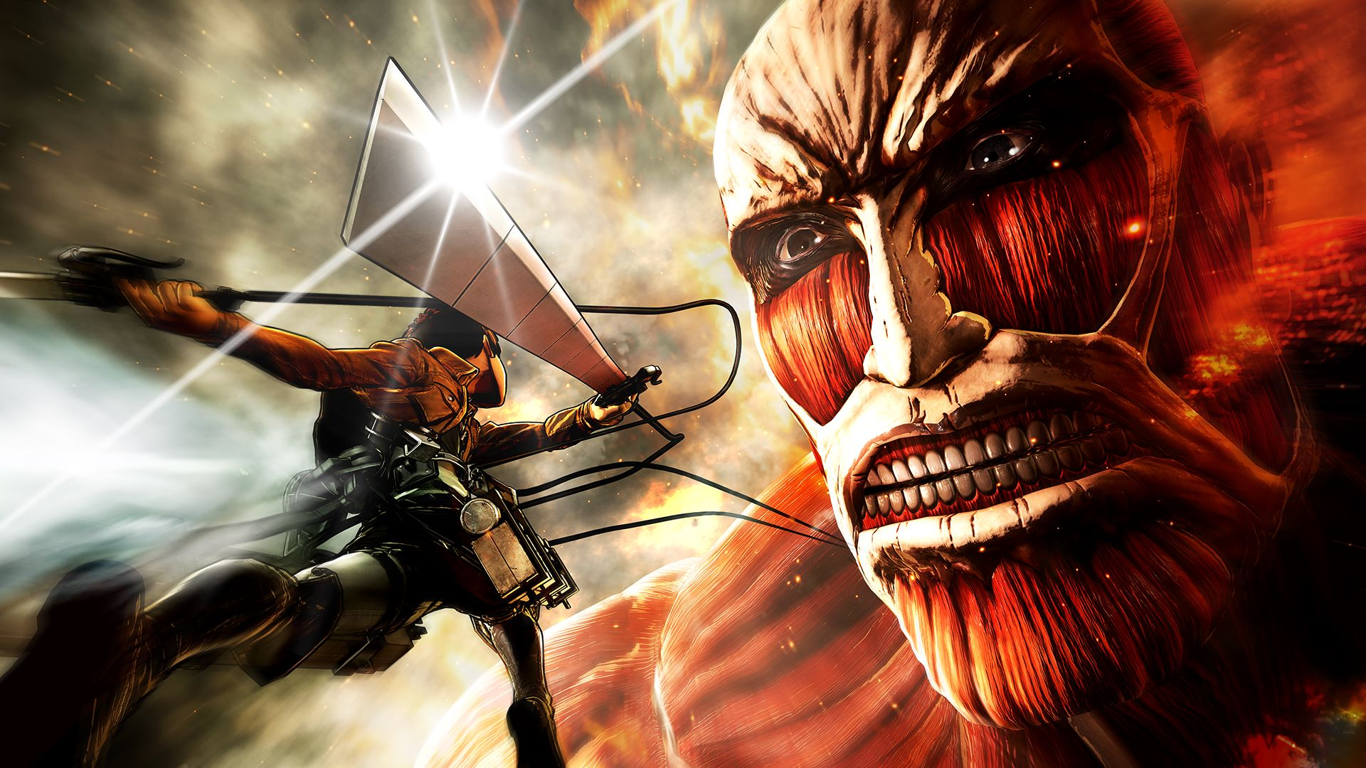 Review of Attack on Titan Episode 54