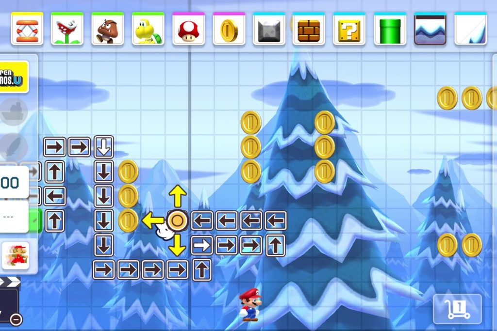Super Mario Maker 2 has new story and online profile