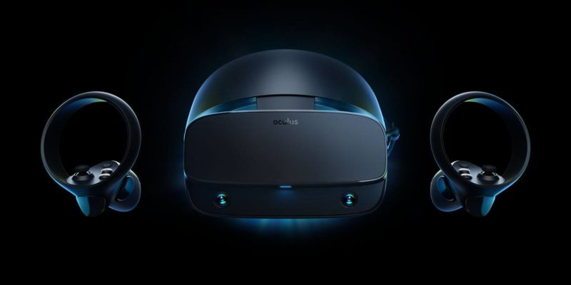 The new Oculus Rift S is here