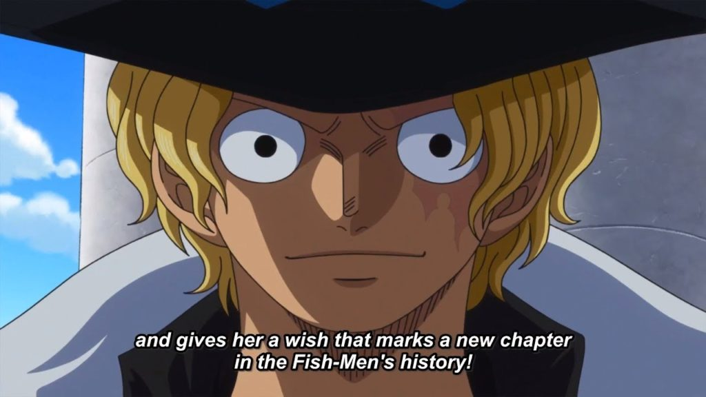 One Piece - episode 883 seems to be slow paced