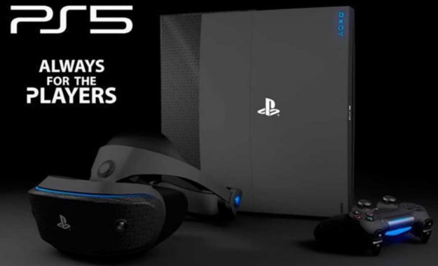 PlayStation 5 has ten times faster loading speed