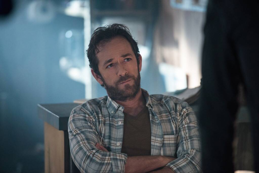 The death of famous actor Luke Perry earlier this year shook the whole world
