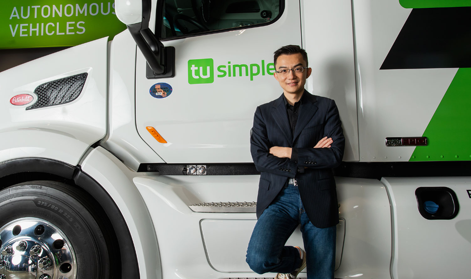 Self – driving trucks are front man for US Postal