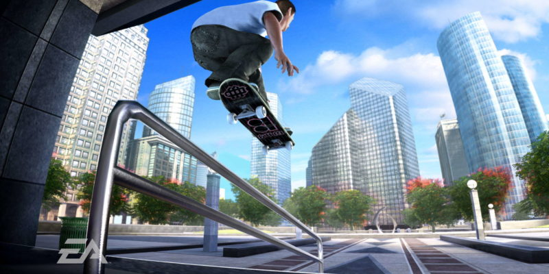 Skate 4 could be EA's next wish list for E3 2019