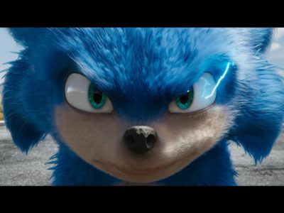 sonic the hedgehog movie will have a change of design
