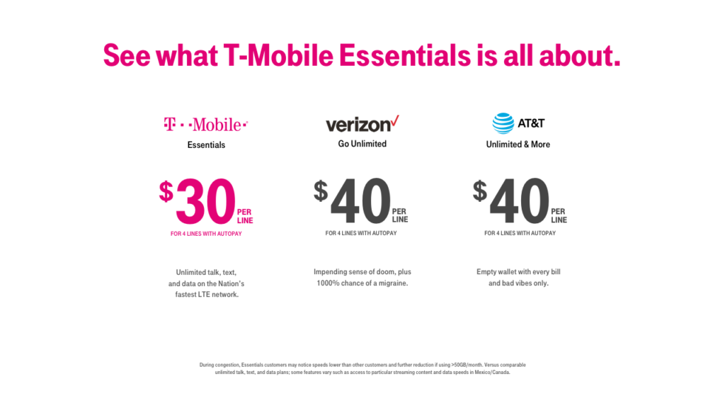 t mobile unlimited data plan review