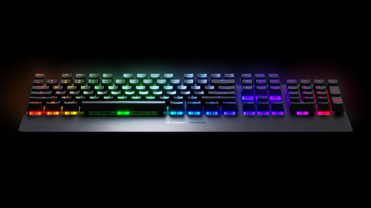 SteelSeries has made an announcement about two new mechanical keyboards, Apex Pro TKL and Apex Pro