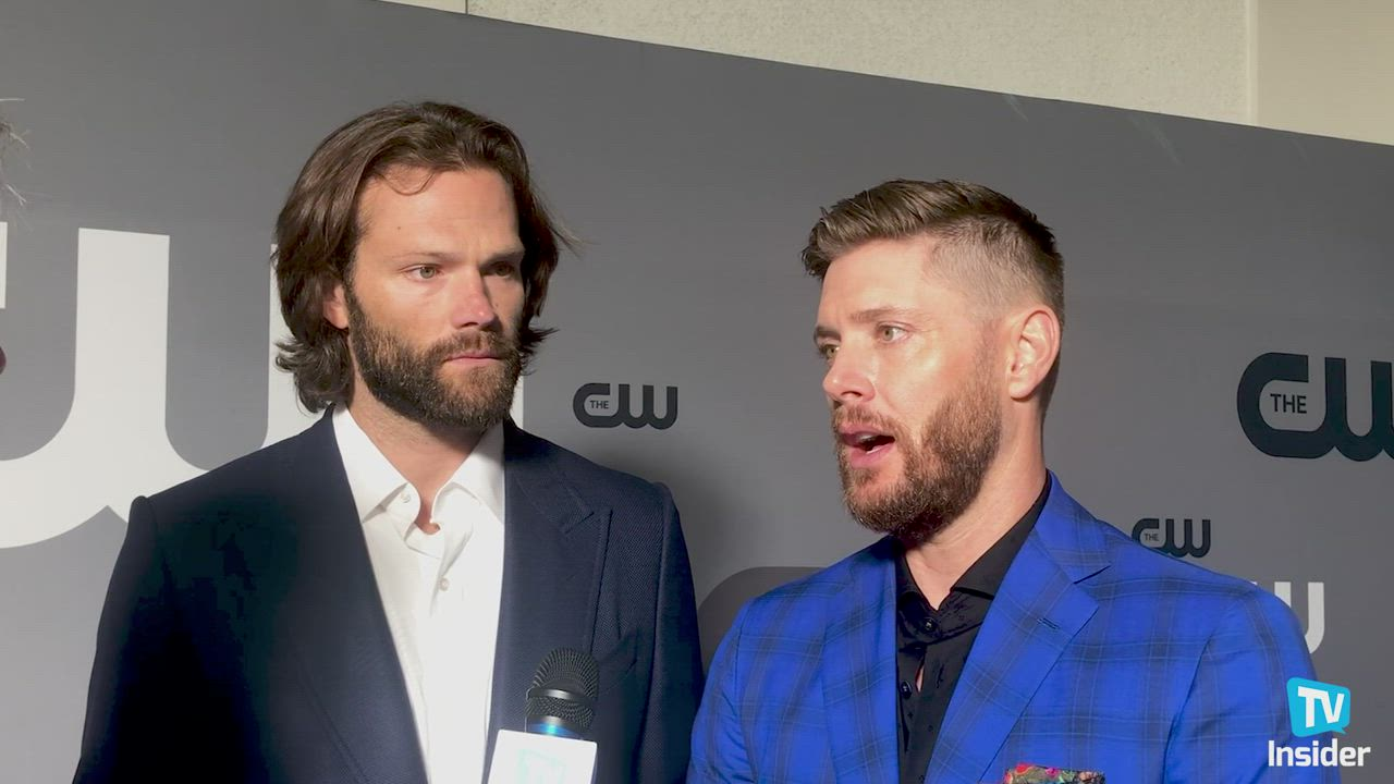 Supernatural stars Jensen and Jared ponder who will return in the final season