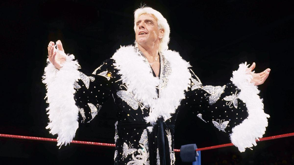 "Glad Tidings: Former Wrestler Ric Flair Had a ""Successful"" Heart surgery"