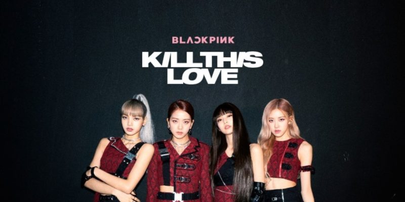 """""""Kill This Love"""" sets a new record of mustering 450 million views in the shortest time span"""
