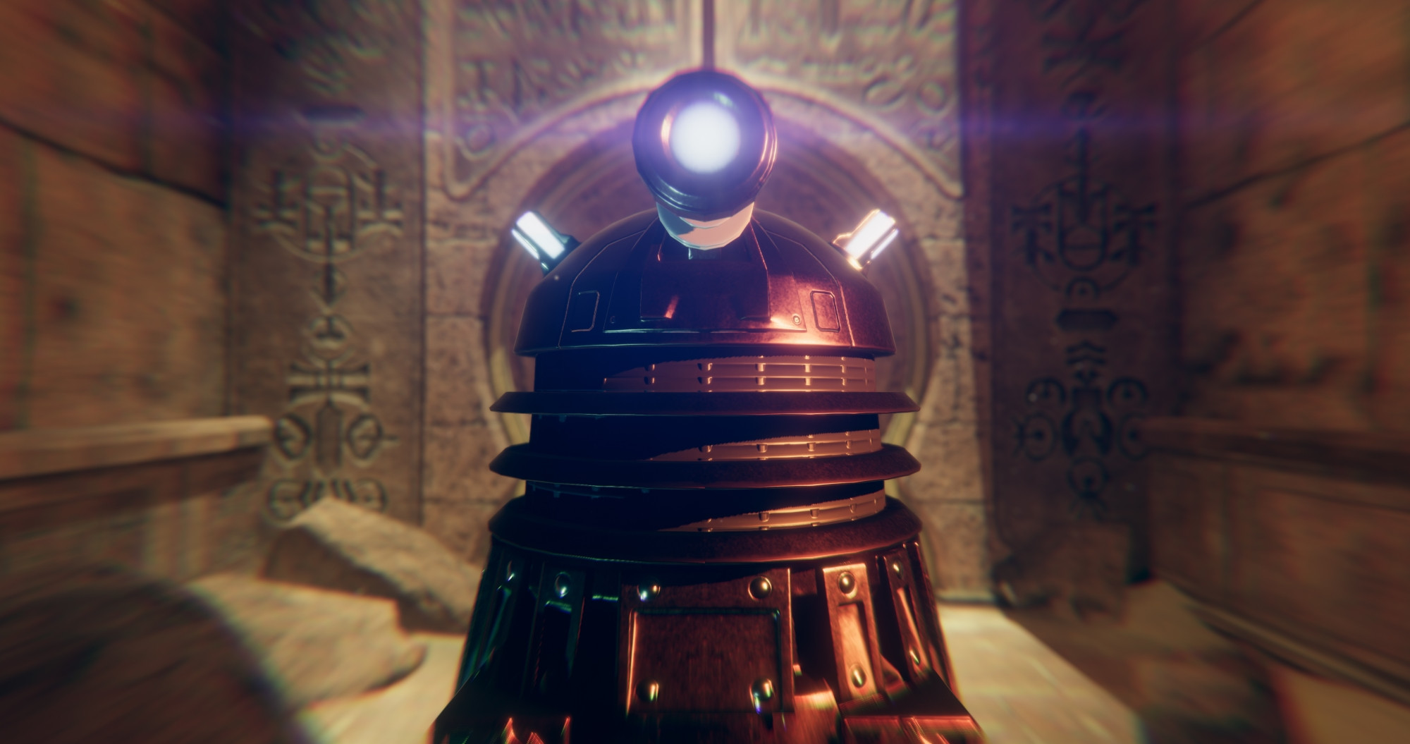 4 videos of Doctor Who: The Edge Of Time are out to give you a sneak peak