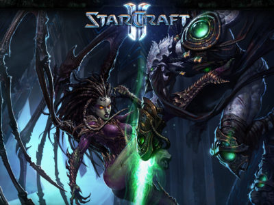 Blizzard's StarCraft gets a makeover!!