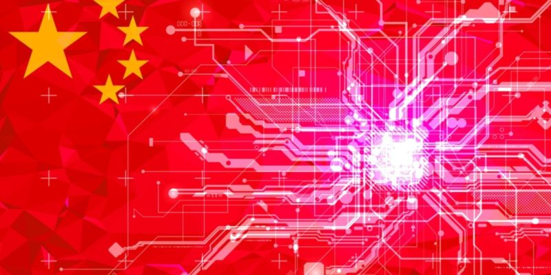 America Blacklisted 5 Chinese Technology firms