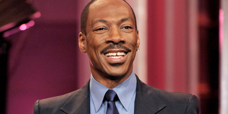 Eddie Murphy Joins Comedians in Cars Season 11