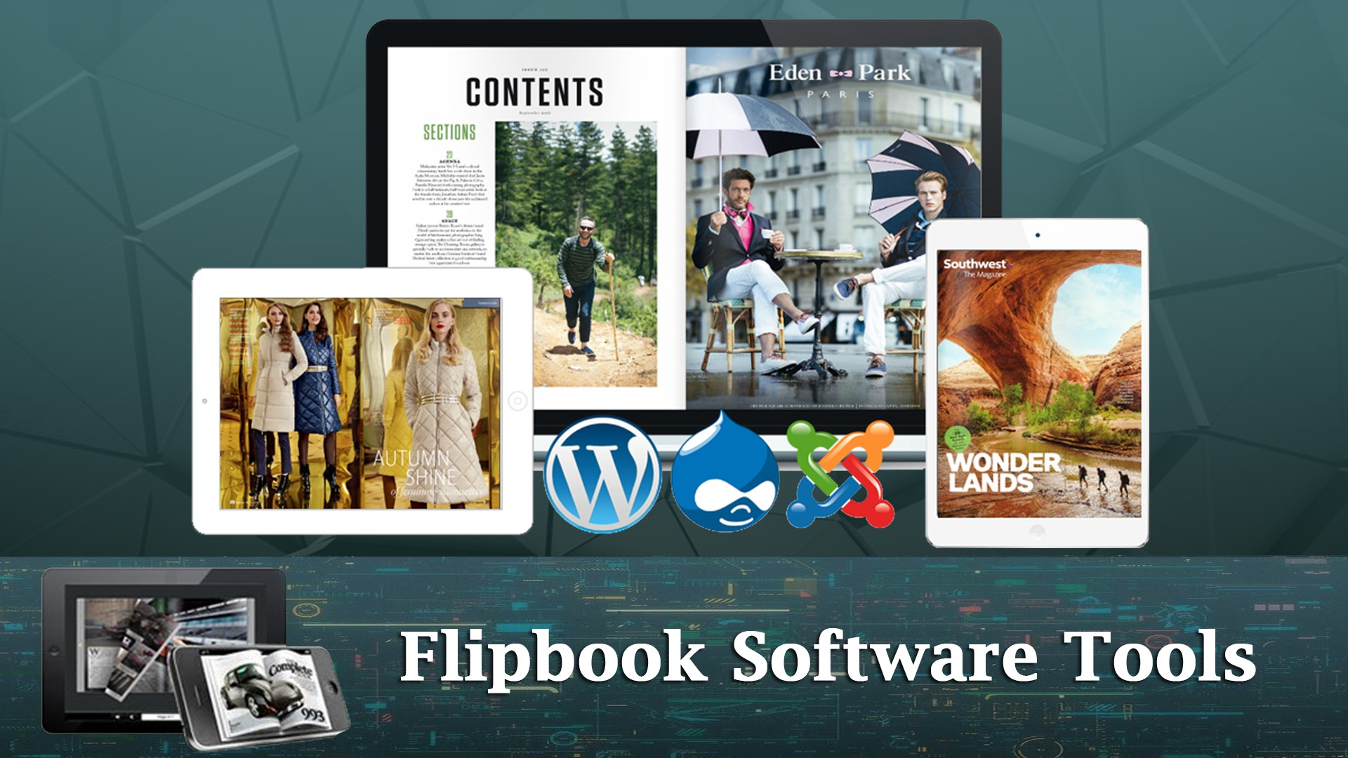 FlipHTML5 launched Flipbook creator which promises readership enhancement
