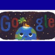 Google celebrates the summer solstice with a doodle