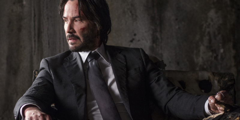 Is Keanu Reeves a part of The Eternals??