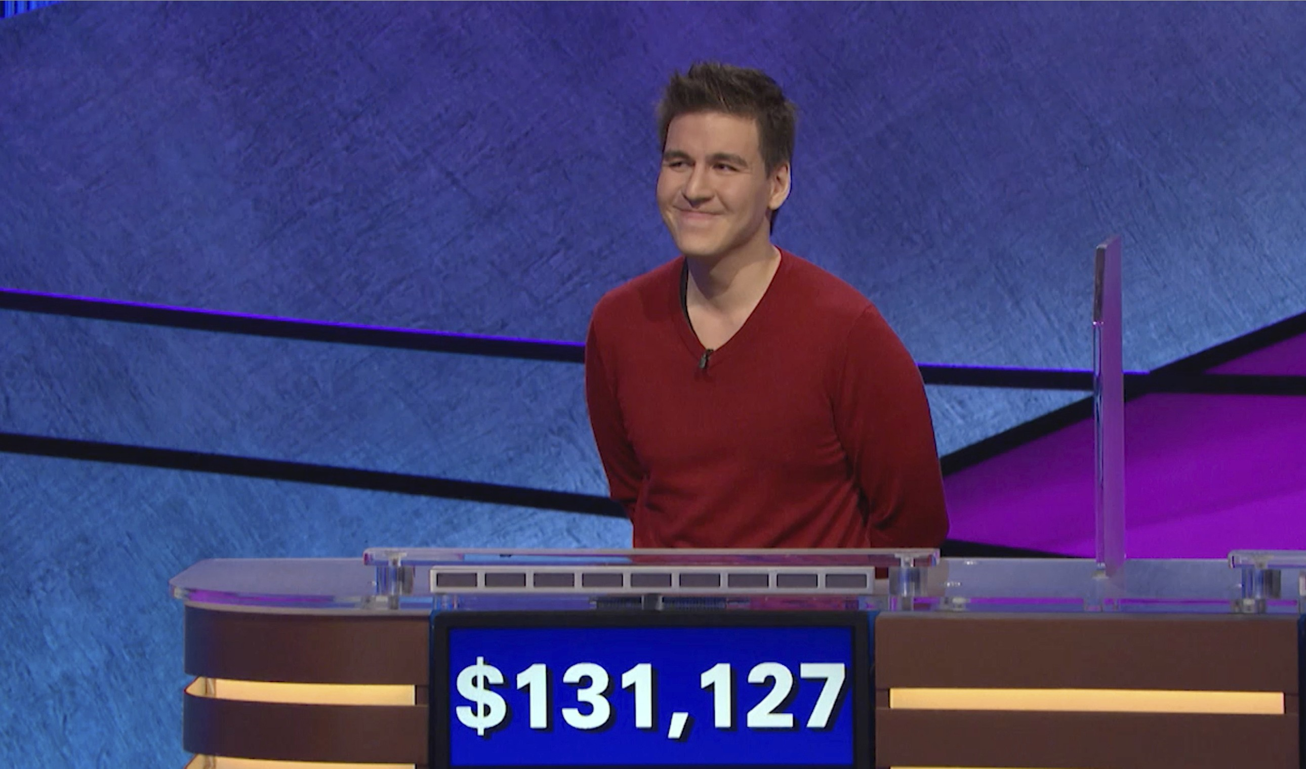 """James Holzhauer though fails to beat Ken Jennings record, still won in building many of his own on the show """"Jeopardy!"""""""