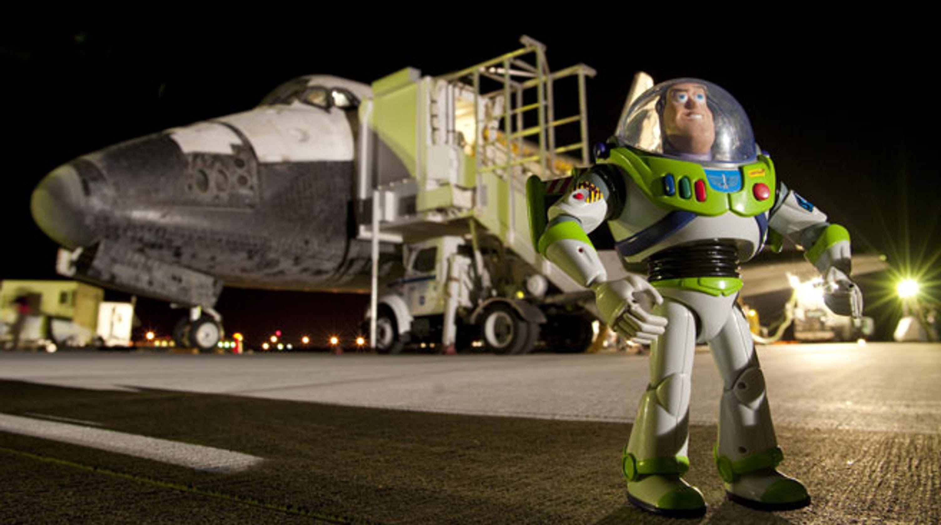 Know about the lucky, weird stuff that got a Space Ride