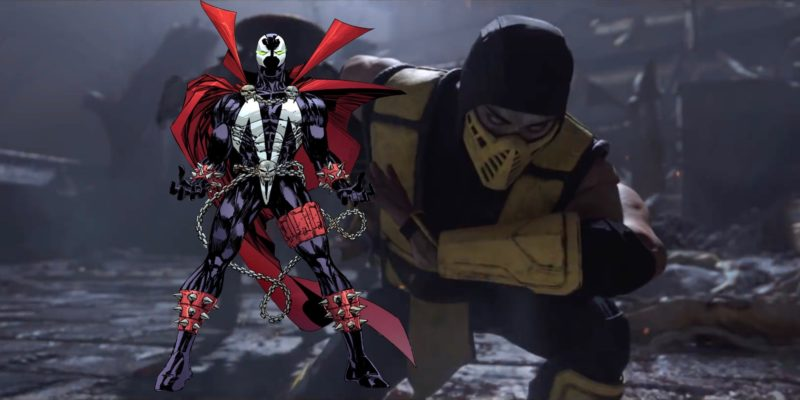 Mortal Kombat 11 already has Spawn in the Kombat pack