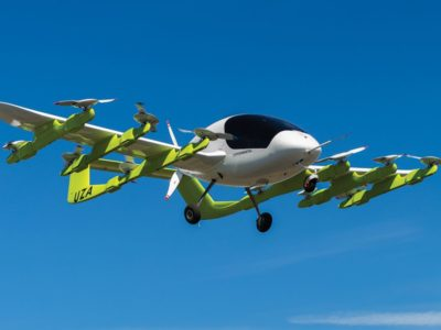 Kitty hawk and Boeing will team up to build new air taxi.