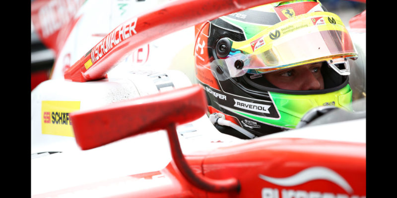 Mick Schumacher to drive a Ferrari F2004 in Hockenheim