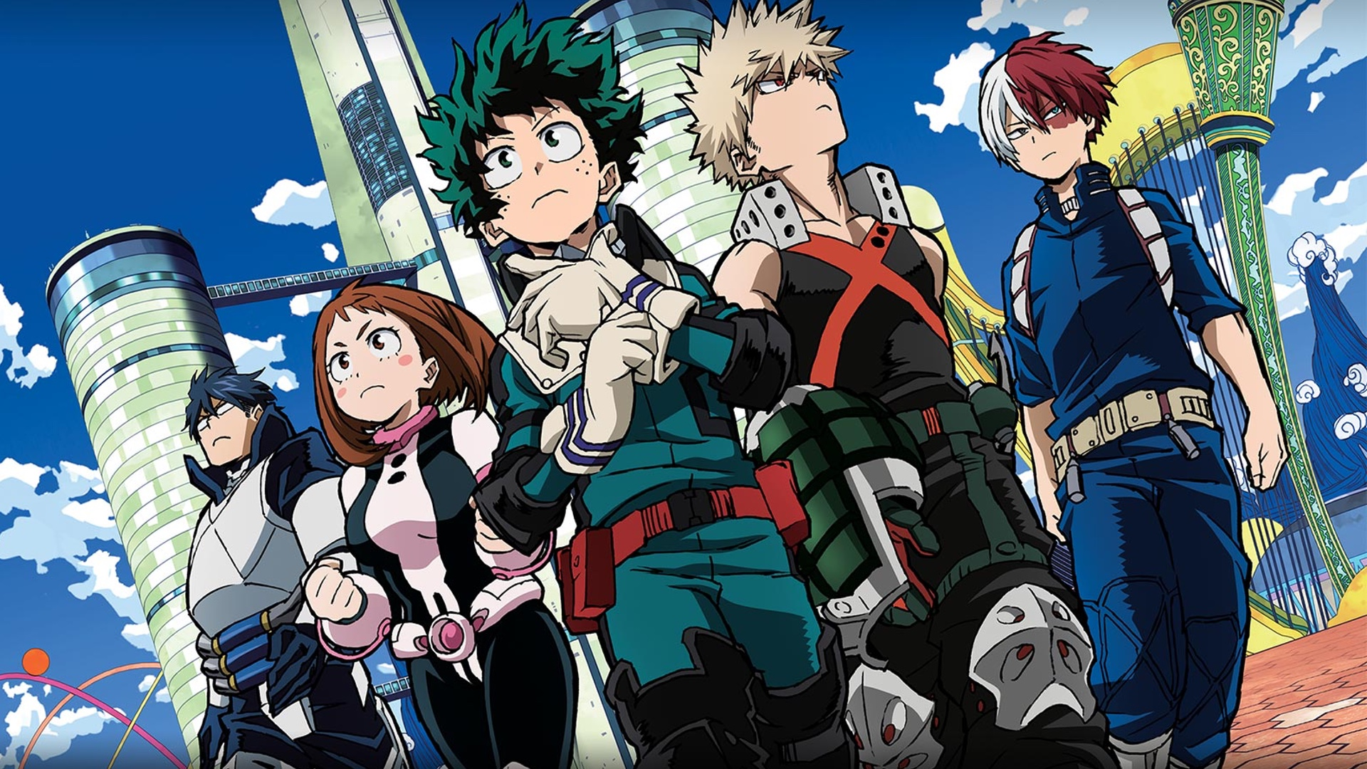 My Hero Academia 4th season's release date has been announced
