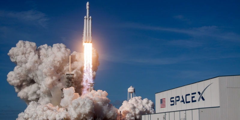 SpaceX to launch the third mission soon.