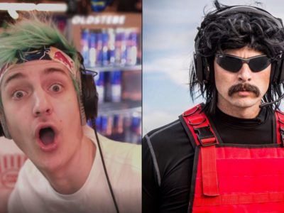 Logan Paul takes shots at Dr Disrespect's E3 bathroom Twitch ban