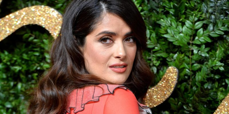 Marvel The Eternals: Will Salma Hayek be a part of it?