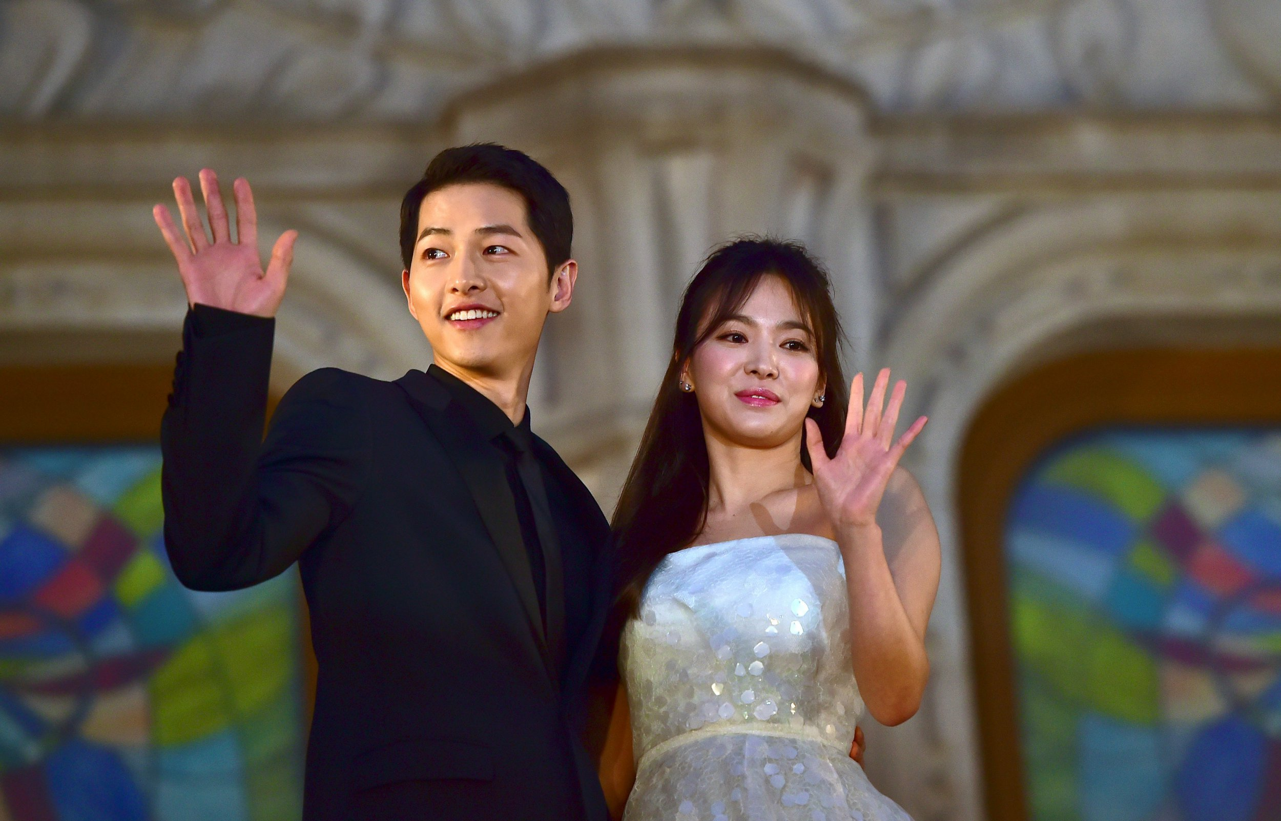 Song Joong Ki and Song Hye Kyo asks for divorce mediation
