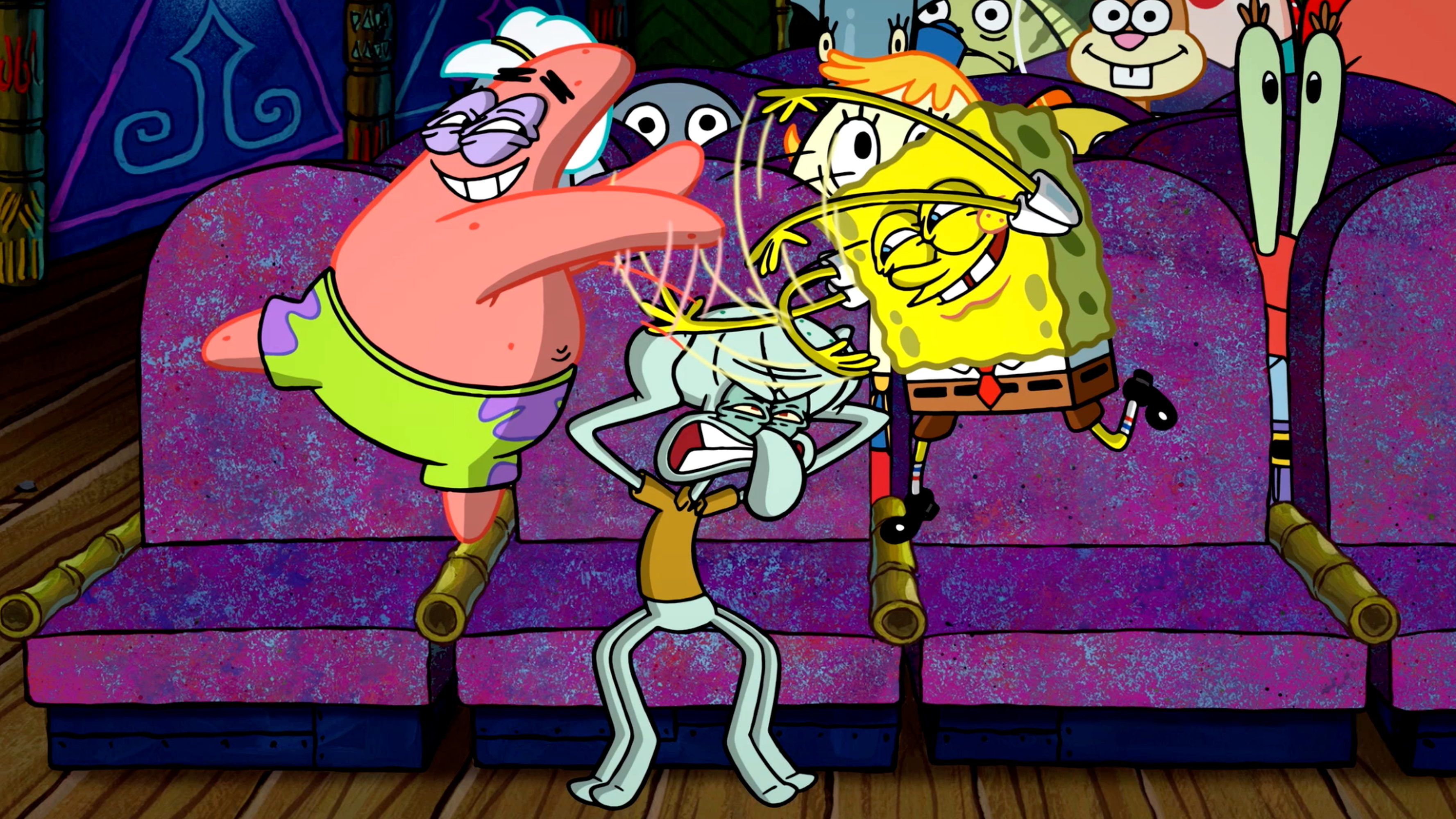 SpongeBob SquarePants is celebrating its 20th birthday and Nickelodeon is making sure that everyone comes to the party