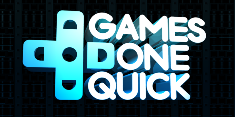 Summer Games Done Quick is once again back for this year