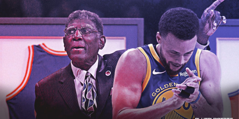 Golden State Warriors, Stephen Curry to receive Alvin Attles Community Impact Award