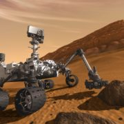 The Curiosity rover of NASA has found huge amount of methane on Mars