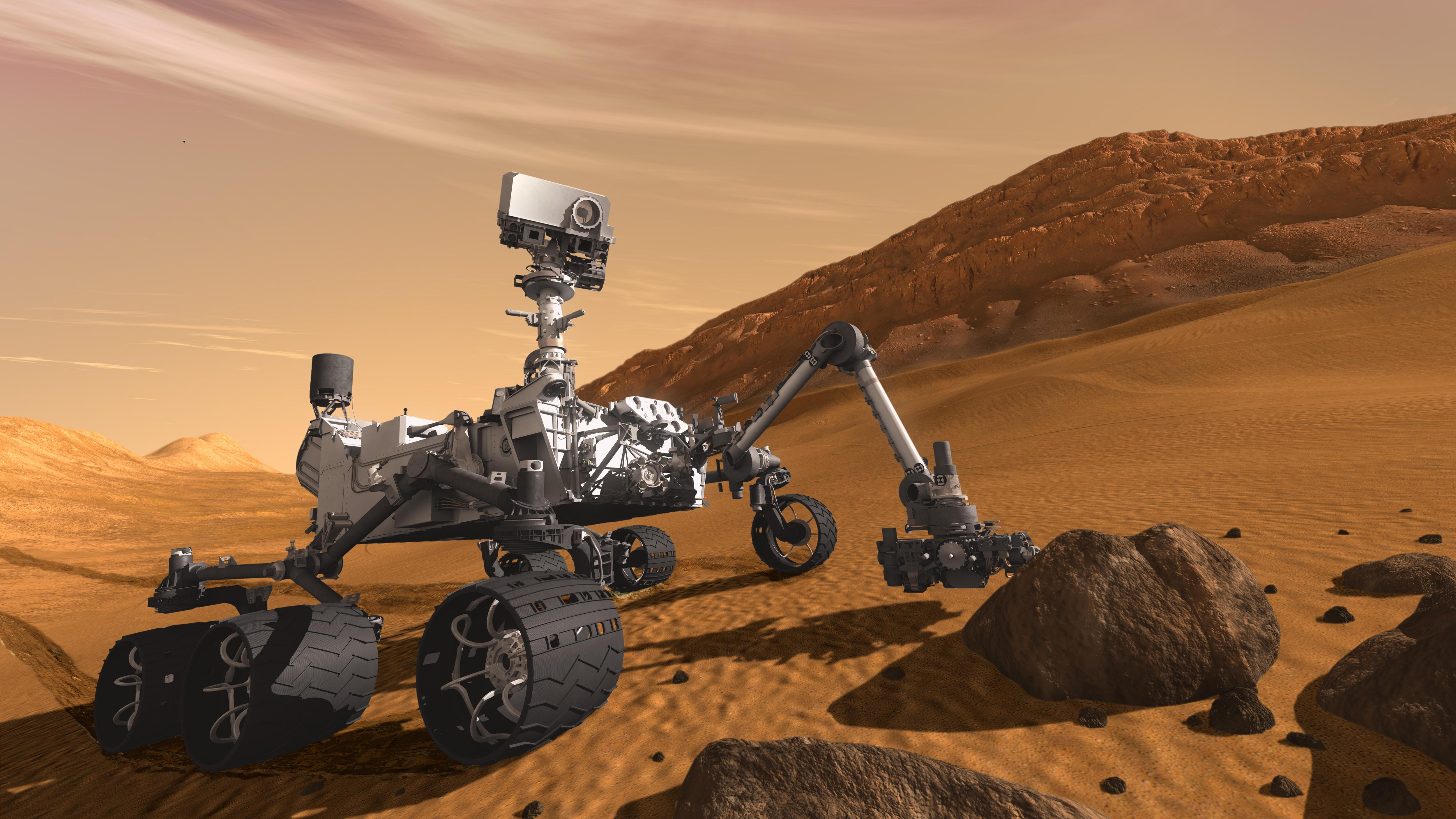The results of the follow-up experiment by the Curiosity rover has arrived