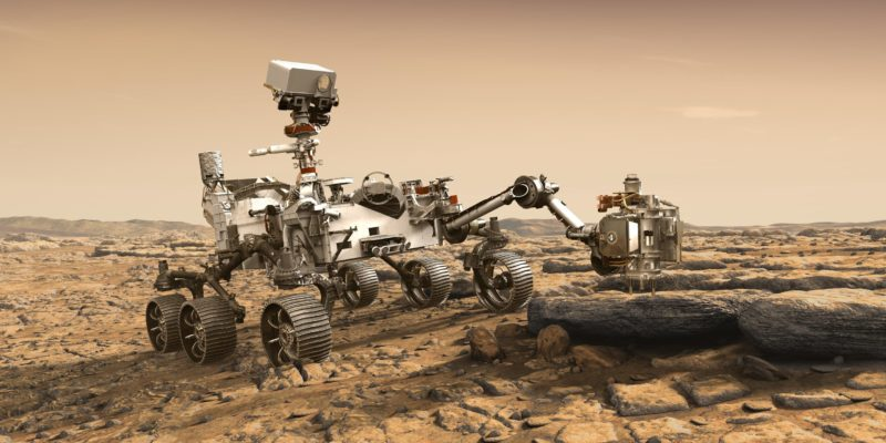 The results of the follow-up experiment by the Curiosity rover on Mars has arrived