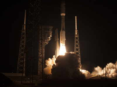 Three Canadian radar satellites to be launched by SpaceX today